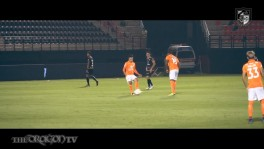 [the Dragons Highlight 2017] RATCHABURI MITRPHOL FC vs NAKHON RATCHASIMA F.C. 4-0