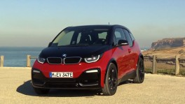 BMW i3 in Lisbon Trailer 10 ต.ค. 2561