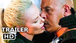 the fate of the furious 8 Trailer