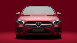 Mercedes Benz A Class L Sport Sedan Design 21 ก.ย. 2561