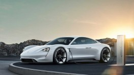 Porsche s first fully electric sports car is named Taycan 14 พ.ย. 2561