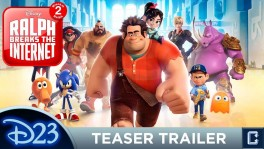 """Walt Disney Animation Studios' follow-up to 2012's """"Wreck-It Ralph"""" leaves the arcade behind, venturing into the expansive universe of the internet—which may or may not survive Ralph's not-so-light touch. Outcasts-turned-BFFs Ralph (voice of John C. Reilly) and Vanellope von Schweetz (voice of Sarah Silverman) are reuniting with Fix-It Felix (voice of Jack McBrayer) and Sergeant Calhoun (voice of Jane Lynch). Filmmakers revealed a new character, Yesss, an algorithm who plays an important role in Ralph and Vanellope's journey within the internet. Golden Globe®-winning actress Taraji P. Henson (""""Empire"""") lends her voice to the character."""