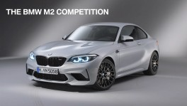 The new BMW M2 Competition 27 ธ.ค. 2561