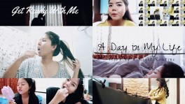 A Day in My Life (Morning and Night Routine) - lifestylehattaya70 27 ก.ย. 2561