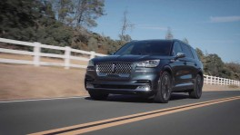 2020 Lincoln Aviator Grand Touring in Napa Valley วันที่ 30 สิงหาคม 2562