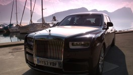 Skepta transforms new Rolls Royce Phantom into rolling recording studio en 15 ก.ค. 2561