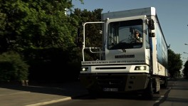 BMW Electric Truck 5 พ.ค. 2561