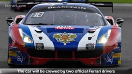 Blancpain Endurance Cup Rinaldi Racing s Ferrari wins in Monza it en 20 ก.ย. 2561