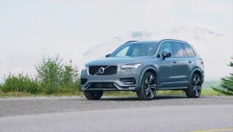 2020 Volvo XC90 Polestar Design Preview