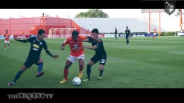 [the Dragons Highlight 2017] RATCHABURI MITRPHOL FC vs Pattaya United F.C. 1-0  8 เม.ย. 2560