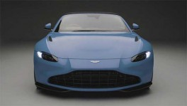 Aston Martin Vantage Roadster Uncompromising performance meet pure emotion