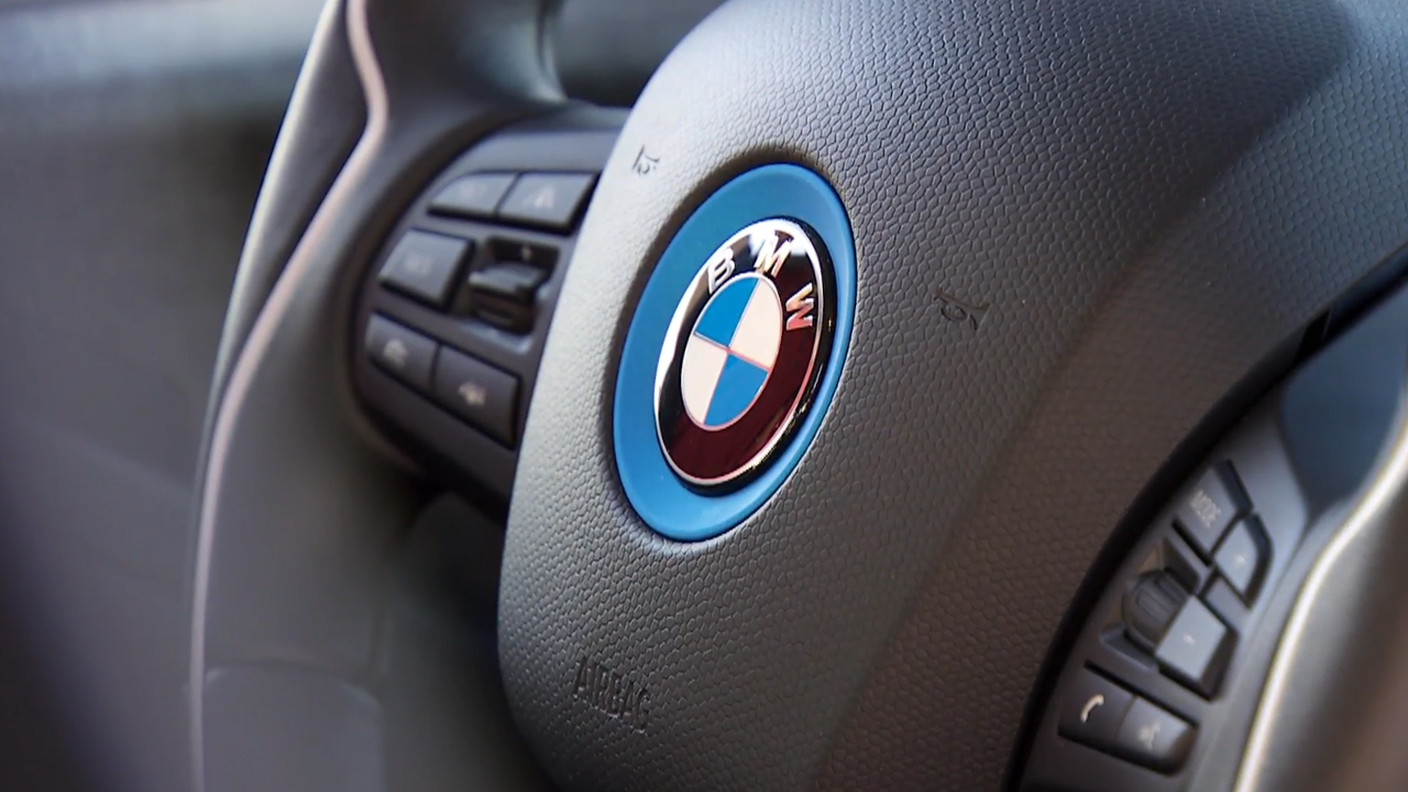 The BMW i3s Interior Design