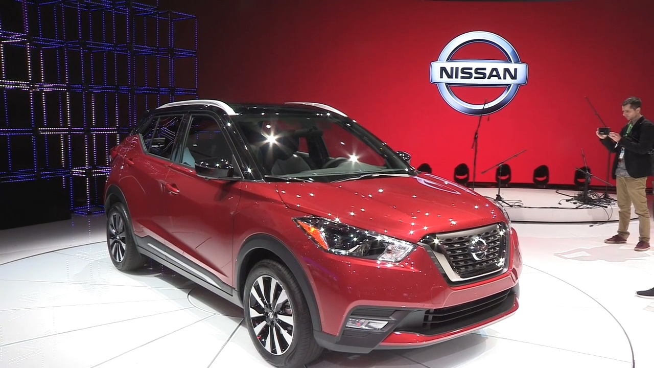 2018_Nissan Kicks Overview en