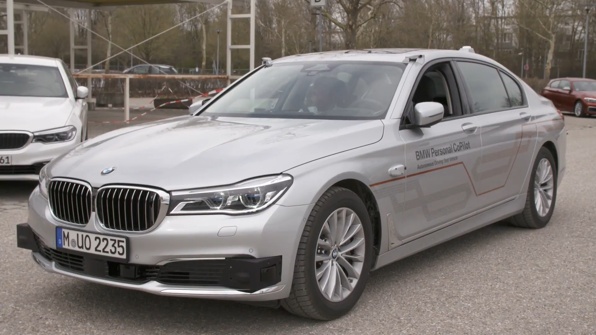 Autonomous Driving and BMW Personal CoPilot