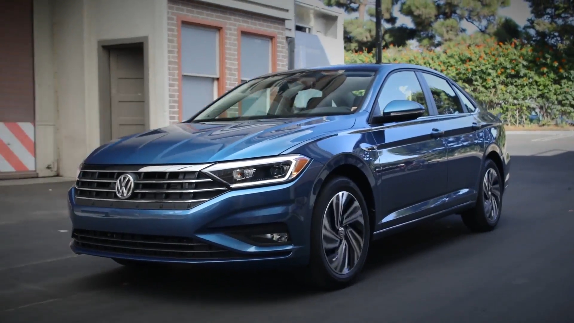 2019 Volkswagen Jetta Driving Video