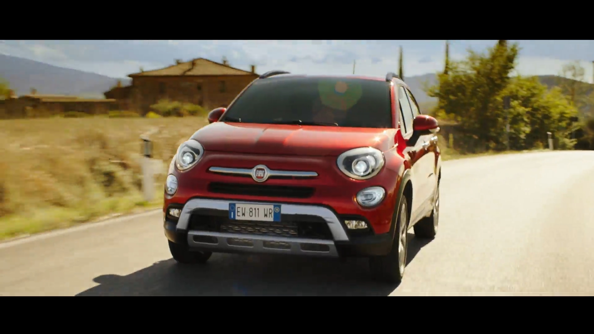 Fiat Gamma Cross Preview