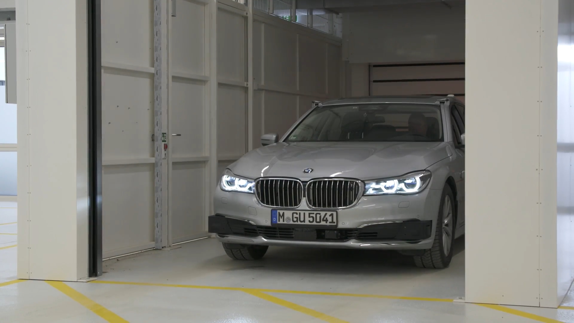 BMW Office and AD Lab Autonomous Driving Campus