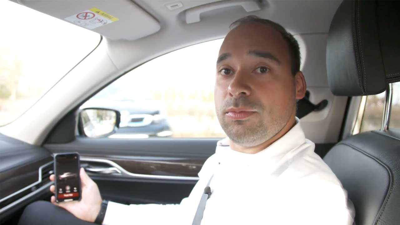 BMW Group Autonomous Driving Campus Interview Dr. Levent Ekiz en
