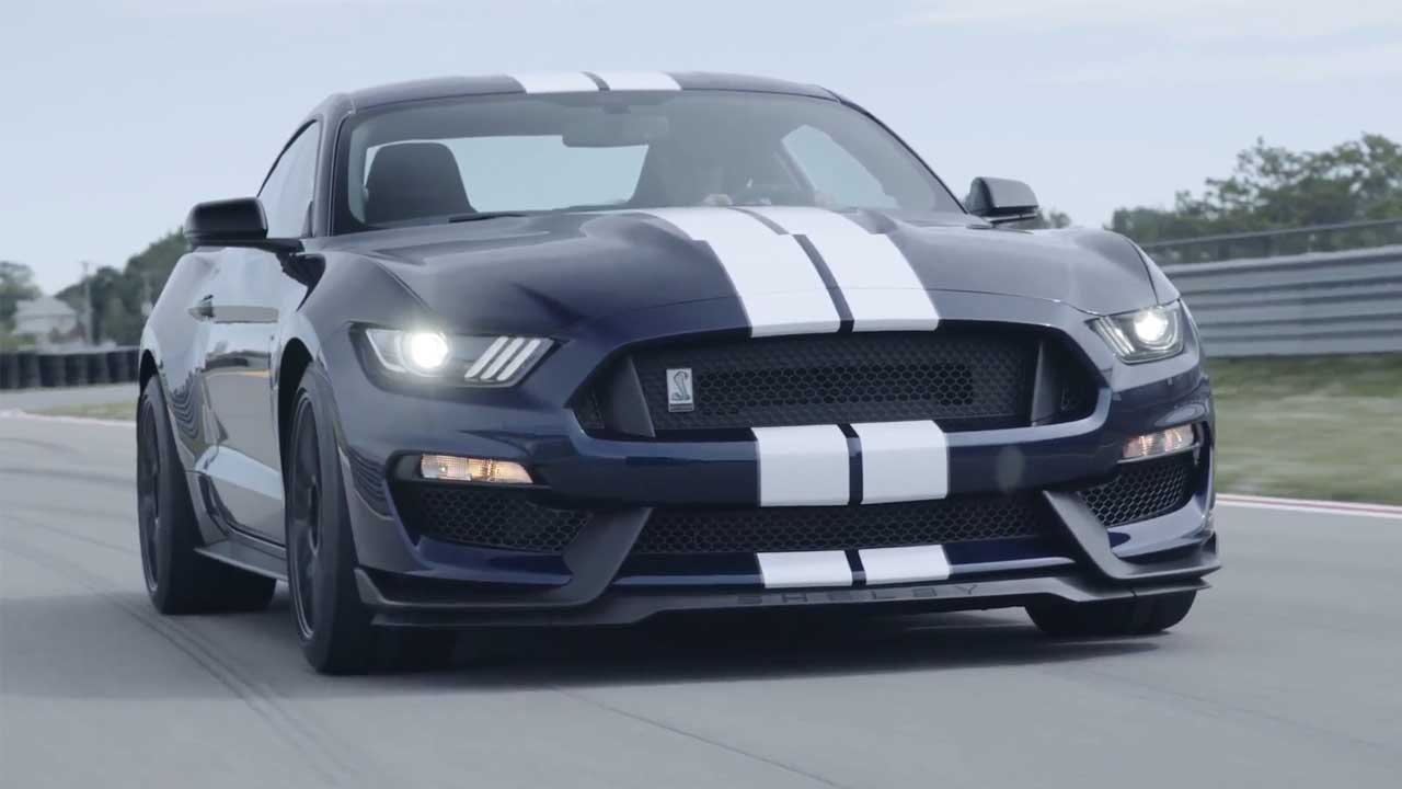 2019 Shelby GT350 real engine sound