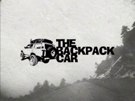 The Backpack Car