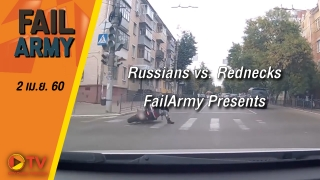 Russians vs. Rednecks: FailArmy Presents || FailArmy